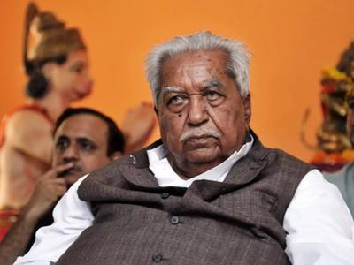 Former Gujarat CM Keshubhai Patel passes away