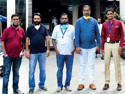 These 6 volunteers in Bengaluru step in to say final goodbye to the people who die of Corona