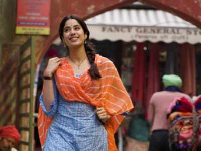 Janhvi Kapoor begins shooting Aanand L Rai's Good Luck Jerry, unveils first look