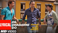 Dil Dhadakne Do | Song Lyrical - 'Title Track'