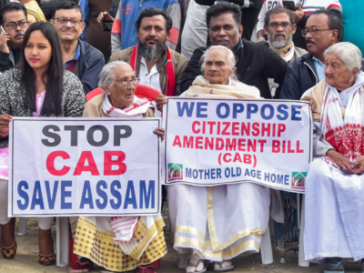 Citizenship Amendment Bill: Assam teenager killed in firing hailed as 'martyr'