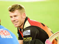 'Affectionate' return to Sunrisers Hyderabad fold for David Warner