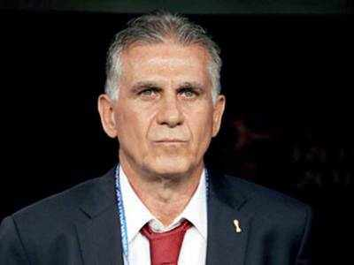 Gentleman's deal keeps Queiroz in charge of Iran