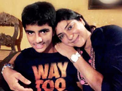 Priya Dutt's son Siddharth to participate in marathon to raise fund for Nargis Dutt Foundation