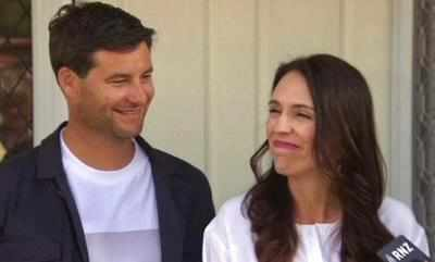 New Zealand's Jacinda Ardern becomes second woman in history to announce pregnancy during ongoing term as PM