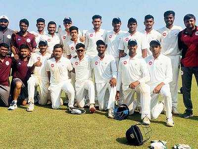 Gujarat colts start with a win