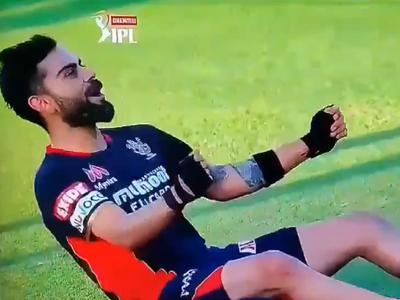 Watch: Virat Kohli's hilarious dance performance ahead of match turns into a meme fest