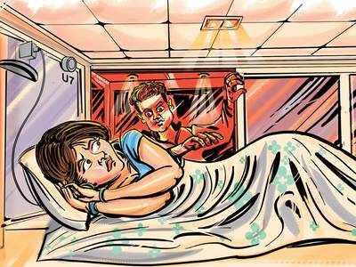Teen gropes sleeping woman on bus