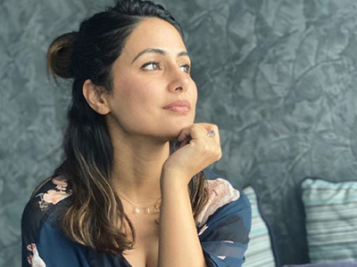 Hina Khan: Television actors don't get a fair chance in Bollywood