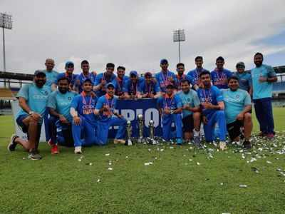 U-19 Asia Cup final: India beat Bangladesh by 5 runs