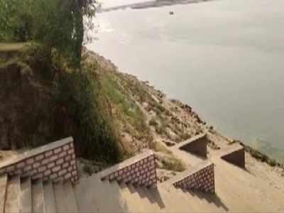 Human corpses float, pile up at Ganga bank, this time in Uttar Pradesh