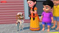 Best Kids Kannada Nursery Rhyme 'Road Safety' - Kids Nursery Rhymes In Kannada