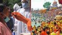 Uttarakhand: One lakh Covid-19 tests during Kumbh 2021 found to be fake