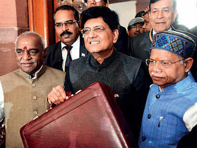 Has the Union budget met your expectations?