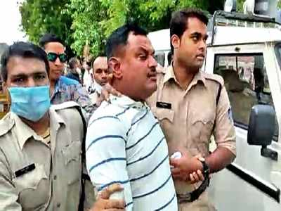 Live updates: Gangster Vikas Dubey handed over to UP police