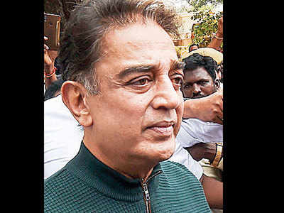 Indian 2 accident: Kamal Haasan questioned by cops in crane accident case