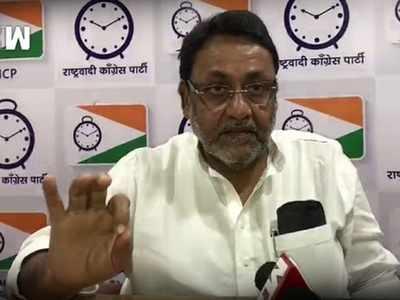 NCP to take positive view if Shiv Sena forms 'people's government': Nawab Malik