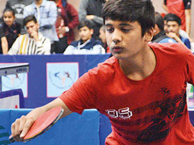 Shlok picks first medal for Gujarat