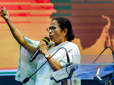 Kolkata: Violence in New Delhi is state sponsored genocide, says Mamata Banerjee