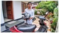 Kochi: A Smart Lad innovates a Smart Helmet
