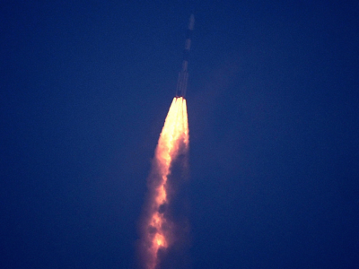 Indian rocket PSLV puts Brazil's Amazonia-1 satellite into orbit