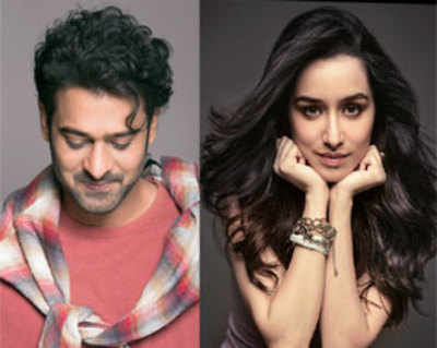 Prabhas's search ends at Shraddha