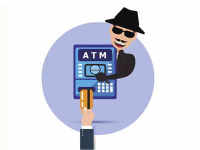 African nabbed while removing ATM skimmer