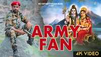 Latest Haryanvi Song 'Army Fan' Sung By Vikram Jandli, Rohit Dhakal
