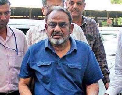 Suresh Bhatnagar treated for chest pain, discharged