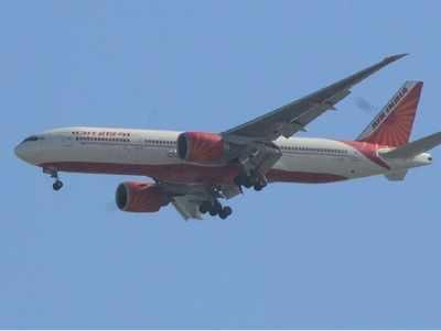 Bomb scare on Mumbai-Newark Air India flight