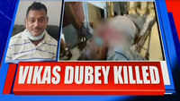 Gangster Vikas Dubey killed in police encounter