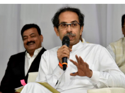 Uddhav Thackeray seeks peoples' cooperation in 'war' against COVID-19