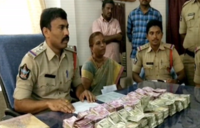 AP police seized Rs 49 lakh cash from gold merchant in Kadapa district