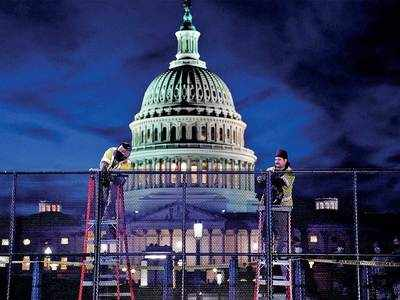 China celebrates Capitol attack, calls it 'karma'