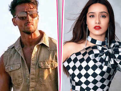 Tiger Shroff and Shraddha Kapoor kick off Jaipur schedule of Baaghi 3