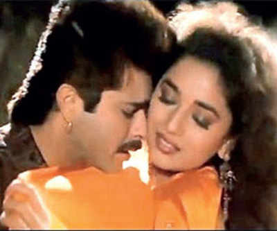 Indra Kumar reunites Madhuri Dixit, Anil Kapoor
