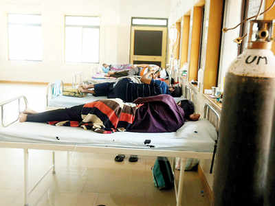 PMC helpline for allocation of beds to COVID cases turns nightmare