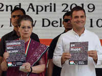 Congress to release manifesto at 22 locations across India