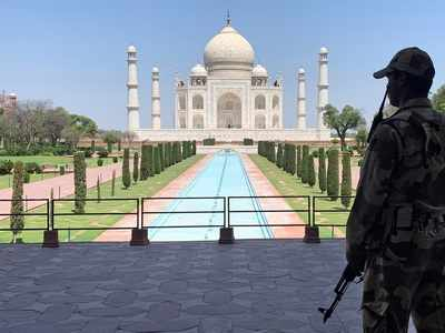 Taj Mahal not to reopen, for now, due to COVID-19 cases in containment and buffer zones