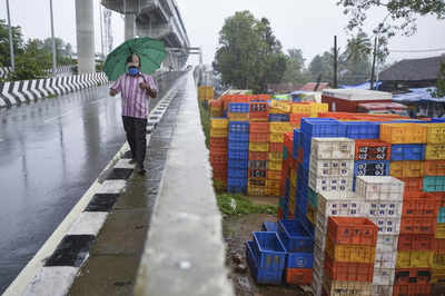 Maharashtra, Odisha to witness heavy rains as conditions favourable for further advancement of southwest monsoon