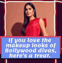 If you love makeup looks of Bollywood divas, here's a treat