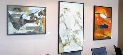 Art hides in the Citi