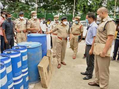 School dropout's sanitizer startup kills 16 in Andhra town