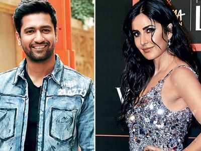 Vicky Kaushal, Katrina Kaif and secret masked trips home