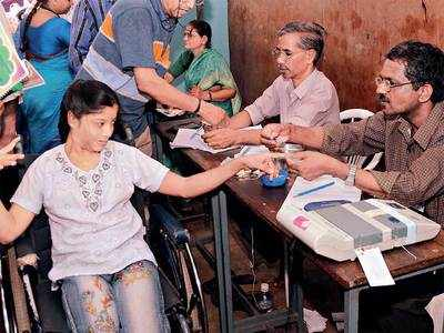 For first time in Gujarat, elderly, differently abled can vote from their homes