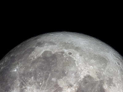 NASA orbiter spots water molecules moving around on Moon