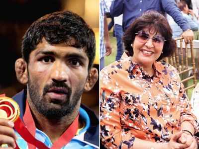 Yogeshwar Dutt, Deepa Malik in reconstituted govt panel on sports