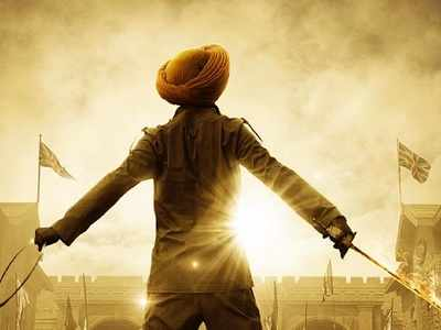 Watch: Akshay Kumar finally reveals himself in Kesari's third teaser
