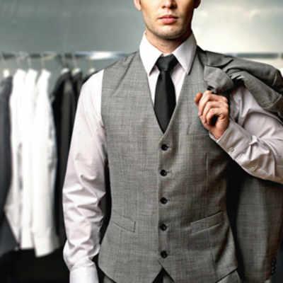 Men, get style-savvy