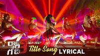Raju Gaari Gadhi 3 - Title Song